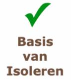 BASIS VAN ISOLEREN