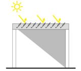 Corradi Alba muur- of wandmontage_