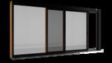 Hefschuif raam Type 2