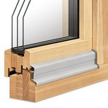 Ramen hout Classic  68 - 78 - 88 mm