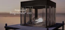 100 Pergotenda