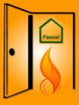 Deco Passive Brandwerende binnendeur