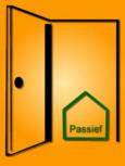 Deco Passive binnendeur