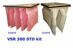 Save unit - VSR 300 Systemair Kit